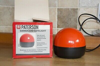 Paterson Darkroom Safe Light