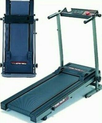 York Pacer 3100 Foldable Treadmill walk run machine fit cardio exercise extras