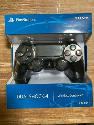 Sony PlayStation Dualshock 4 Controller (Black) / PS4 Controller