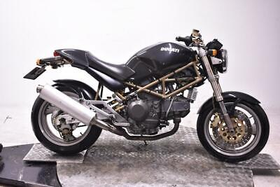1999 Ducati M900 Monster Unregistered JAP Import Running Trade Sale Project