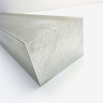 "3.5"" x 5"" Aluminum Solid 6061 FLAT BAR 23.625"" Long new mill stock sku A116"