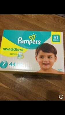 Pampers Swaddlers Size 7 - 44 Count