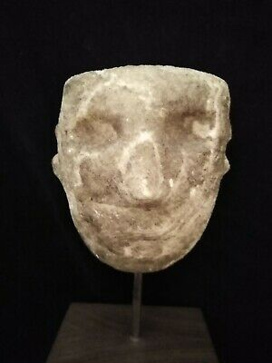 Chantal stone mask pre Colombian Mexico