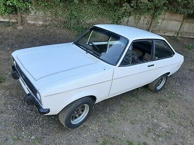 Ford escort mk2 1600 sport 2 door   ## # DEPOSIT TAKEN#########