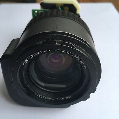 Sony VX1000 VAP Lens Unit Assembly