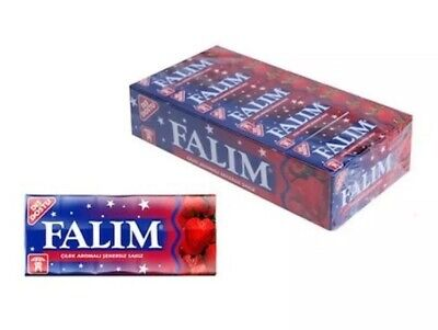 Falim Gum Mastic Strawberry Flavour 100 pieces...