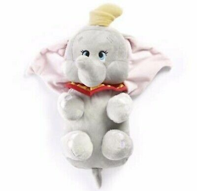 Dumbo hot water bottle and key ring
