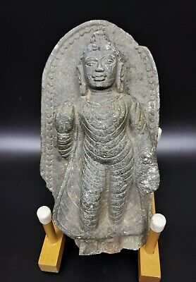 Antique Stone Buddha Carving  From India