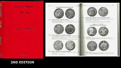 Numismatic Reference Book -- 1700-1800-European Crowns by Davenport, 2nd Ed