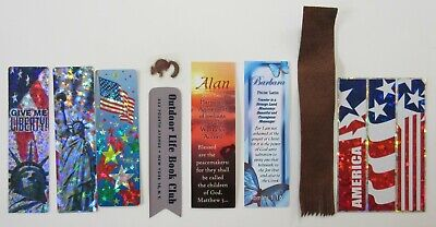 Lot of 11 Bookmarks