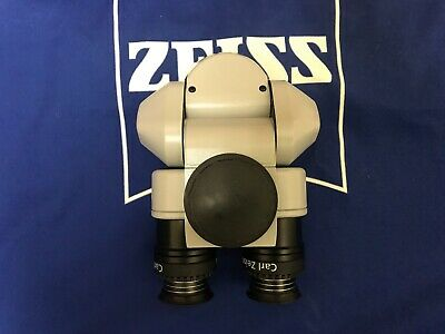 Carl Zeiss OPMI Surgical Microscope F170 Binoculars 12.5X Eyepieces Surgical