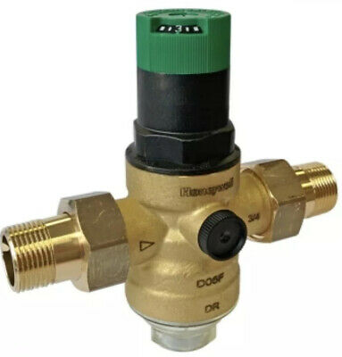 Honeywell pressure reducing valve - DO6F-11/4B - 35mm - 1 1/4 inch - PRV