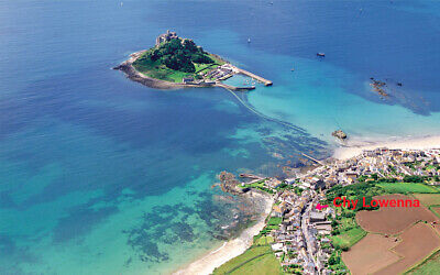 Holiday Cottage in Marazion, Cornwall in July, sleeps 4