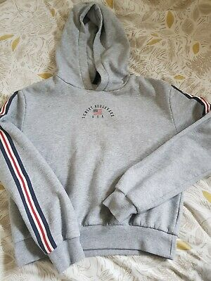 Cotton Girls Hoody Size Small (14 To 15) From H&M
