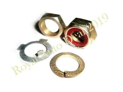 Royal Enfield All Models Gear Box Main Shaft Fixing Nut Kit