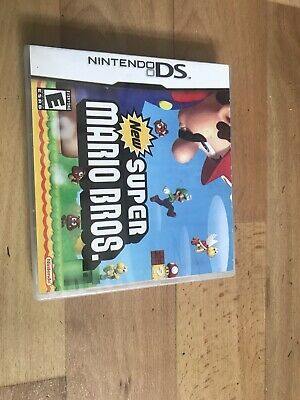 New Super Mario Bros. (Nintendo DS, 2006) NTSC USA