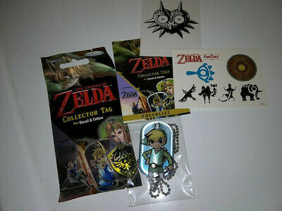 The Legend of Zelda Collector Dog Tag (#1 - Wind Waker Link) by Enterplay