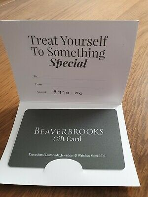 £970 Beaverbrook Gift Card