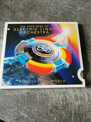 Electric Light Orchestra All Over the World - The Very Best of ELO CD 20 Track