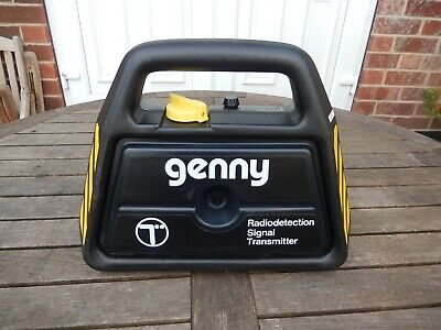 Genny 1506 Radio Detection Signal Transmitter - See Listing & Pictures