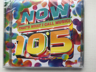 Now That's What I Call Music! 105 (2xCD) - Brand New & Sealed