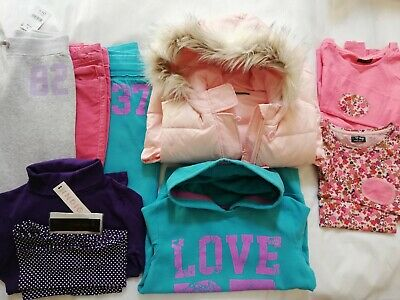 Girls' Next M&S Benetton bundle 9 -10  years some new with tags 9  items