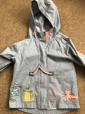 Girls NEXT Raincoat Age 2-3
