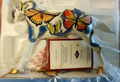 Trail of Painted Ponies Retired EARTH ANGELS (Butterflies) Low 1E/0068-NIB!