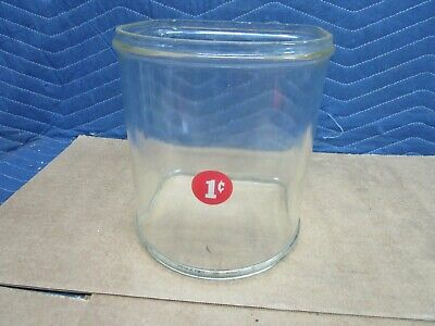 Victor Vendorama D Glass Globe for Capsule, Gumball Vending Machine