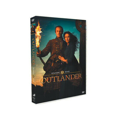 Outlander: Season 5 (DVD, 4-Disc Set) New & Sealed