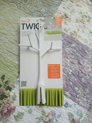 Boon  Twig Grass and Lawn Drying Rack Accessory - Warm Gray