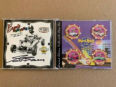 $5 Hard Rock - Barris Kustoms Of The 50's! Complete Set! Uncirculated!! Mint!!