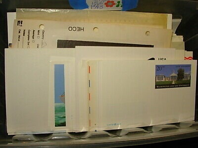 Collector's Postal Stationary / Stamps Assortment!