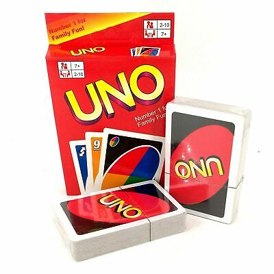 UNO Classic 108 Playing Cards Game