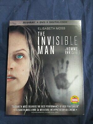 The Invisible Man - BLU RAY SIZE - SLIPCOVER ONLY - NO DISC