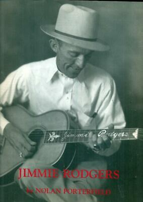 Jimmy Rodgers - Square Softcover Souvenir Program Book by Nolan Porterfield