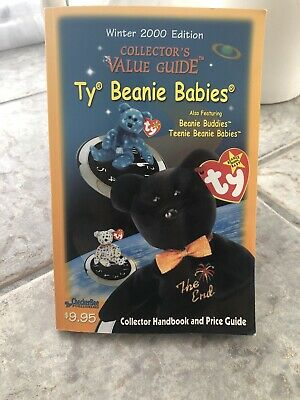 TY Beanie Babies Collector s Value Guide winter 2000 edition