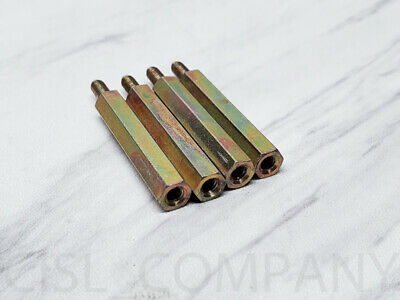 "Set of 4 PCB Standoffs 2"" Length Spacers NEW Free Shipping"