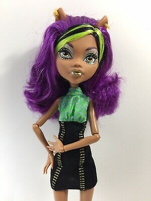 Monster High - Clawdeen Wolf - Used