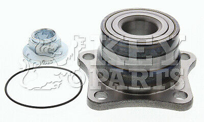 Wheel Bearing Kit fits TOYOTA COROLLA E11 2.0D Rear 97 to 02 With ABS KeyParts