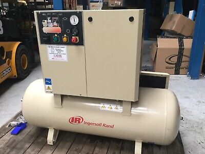 Ingersoll Rand Mini Screw Compressor Atlas Hpc