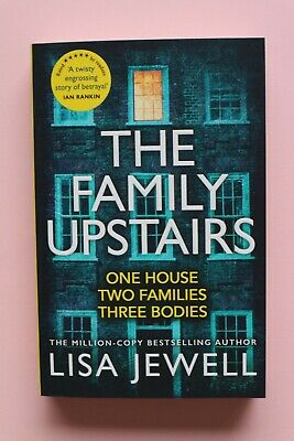 BRAND NEW The Family Upstairs Paperback Book by Lisa Jewell