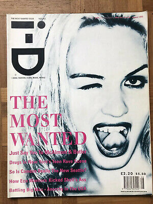 I-D Magazine August 1995 - Issue 143 - ID