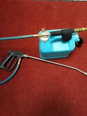 Carpet Cleaning - High Pressure In-Line Sprayer used with Truck Mount