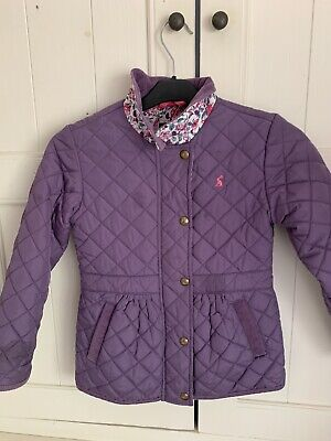 Joules Childs Jacket Girls . Age 7