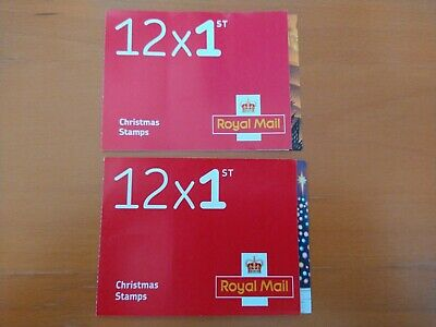 24 1st First Class Christmas Royal Mail Self Adhesive (2x12) 1st Class Stamps