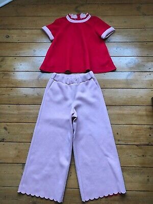 Girls Simonetta Set of top and trousers Size 14 years