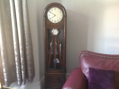 Grandfather Clock. Height 77 inches