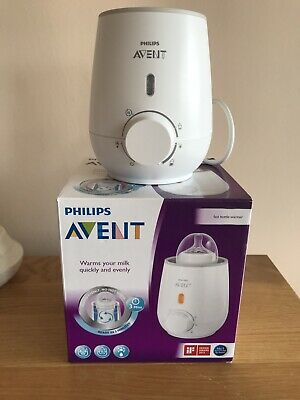 Philips AVENT Fast Bottle Warmer - Excellent Condition