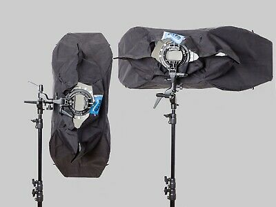 Chimera Dual Axis Stand and Umbrella adapter 3865 Boxed - Better than Manfrotto